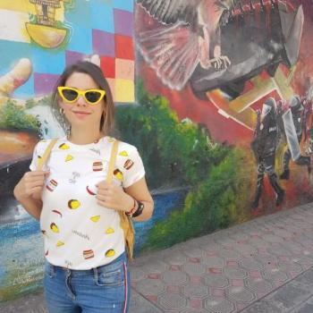 Canguro en Madrid: María Luisa Arenas