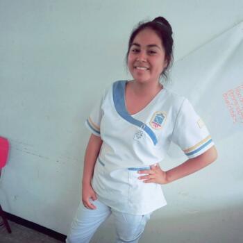 Niñera en Santa María Chimalhuacán: Adai Zaret