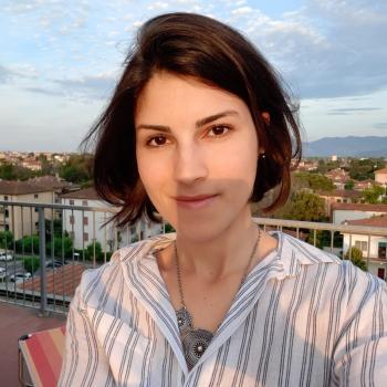 Babysitter Pisa: Ana Flávia