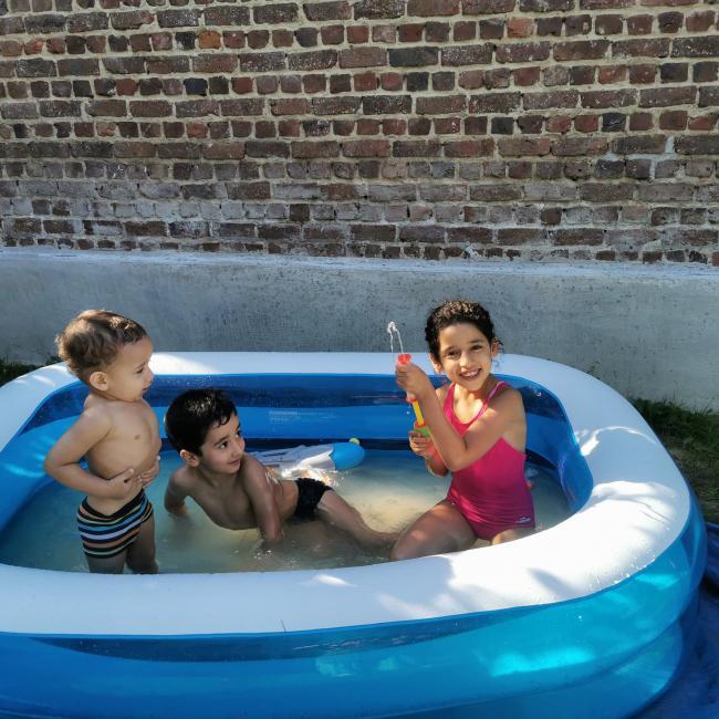 Babysitter in Brussel (Anderlecht): Fatima