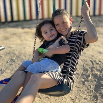Babysitting job in Arroyomolinos: babysitting job Isabel