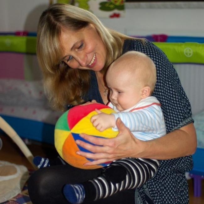 Babysitter in Prague: Jennifer