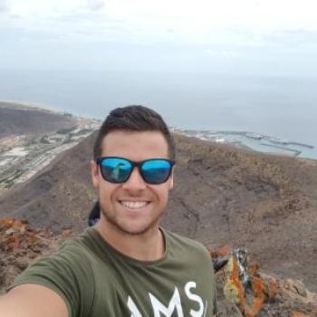 Canguro en Las Palmas de Gran Canaria: Daniel