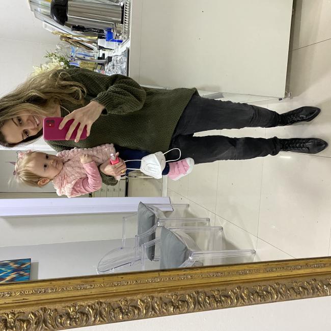 Emprego de babá em Joinville: Ana