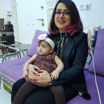 Babysitter Napoli: Sarah