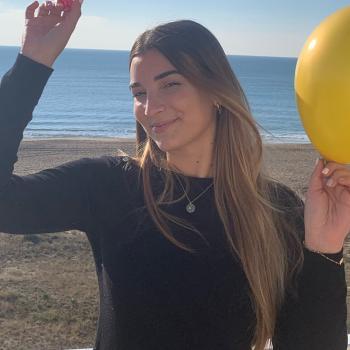Canguro en Castelldefels: Patricia