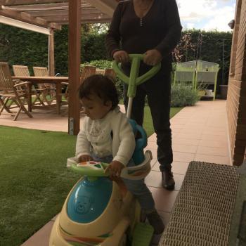 Babysitting job Sant Cugat del Vallès: babysitting job Paola