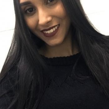 Babysitter in Jaraguá do Sul: Fernanda