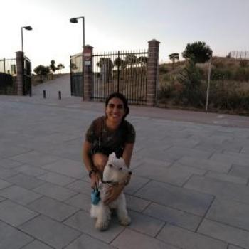 Canguro en Madrid: Fátima Ramos