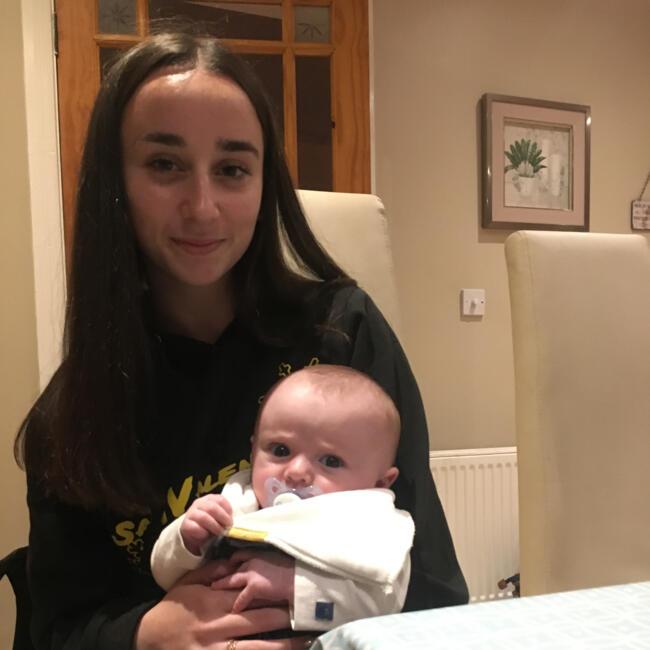 Babysitter in Dublin: Ciara