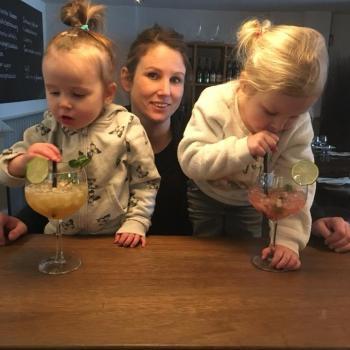 Ouder Bussum: oppasadres Monique, Menno, Lauren en Yara