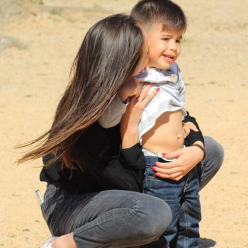 Canguro en Sitges: Diana Vingoe Moreno