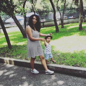 Trabajo de niñera Ciudad de México: trabajo de niñera Rebeca
