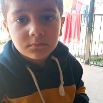Niñera en Tranqueras: Samuel