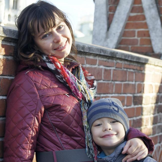 Auklės darbas Klaipėda: Alina