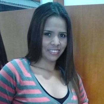 Canguro Madrid: Adriana