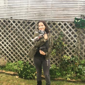 Babysitter Wellington: Dasha