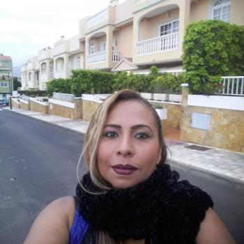 Canguro en La Orotava: Cruz meyer