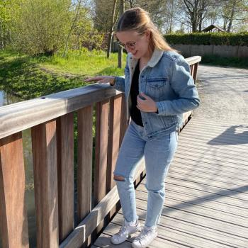 Baby-sitter in Lierre: Charlotte