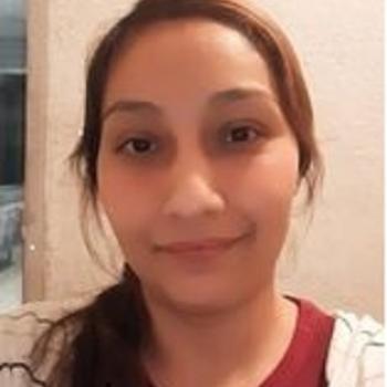 Niñera en Monterrey: Rosa adriana