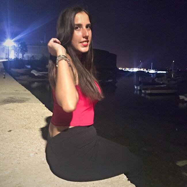 Babysitter a Trapani: Manuela