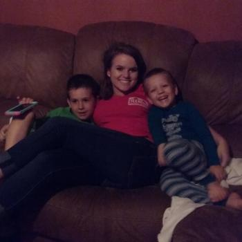 Babysitter Clayton: Jenna