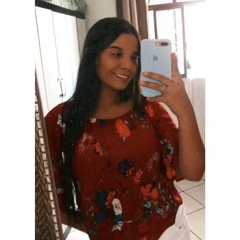 Babá Montes Claros: Gabriela