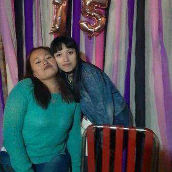 Niñera en Mendoza: Romina