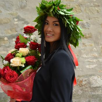 Babysitter Perugia: Claire Dianne