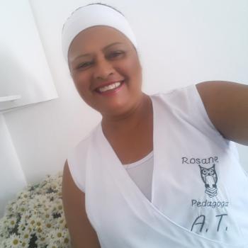 Babá Cotia: Rosane