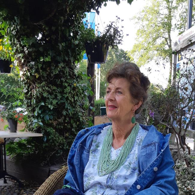 Oppas in Leiden: Annette