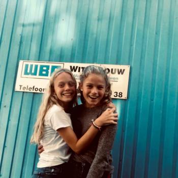 Oppas Amsterdam: Evie en tessel