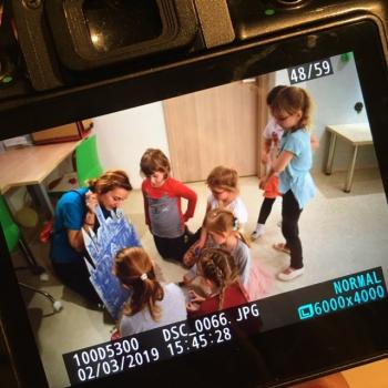Barnvakt i Stockholm: Tereza
