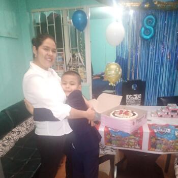 Babysitter in Bogotá: Luz Marina