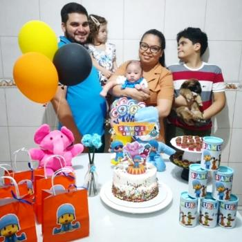 Babysitting job in São Gonçalo do Amarante (Rio Grande do Norte): babysitting job Tatyanne