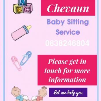 Babysitter Navan: Chevaun