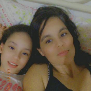 Babá Maringá: Eliana fatima