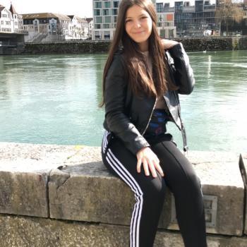 Babysitter Solothurn: Sabrina