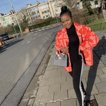 Nanny Brussels: Fatoumata