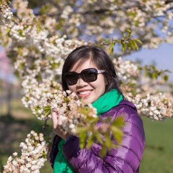 Babysitter Singapore: Hoai Trieu