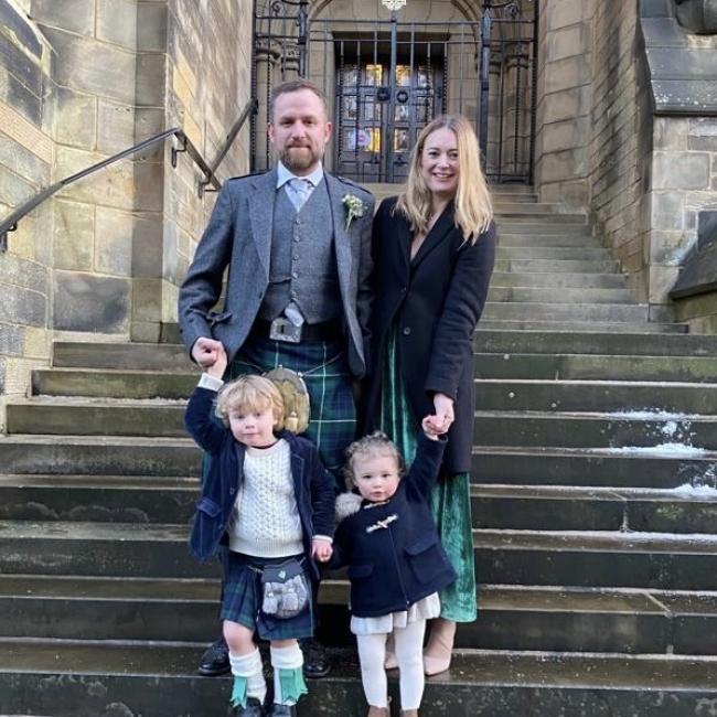 Babysitting job in Glasgow: I Stewart
