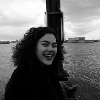 Oppas Amsterdam: Sanne