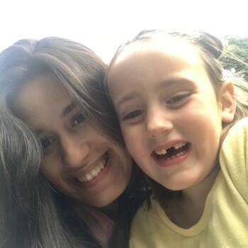Babysitter Lisboa: Danielle S.
