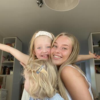 Babysitter Amsterdam: Jamy
