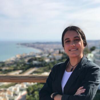 Canguro en Málaga: Paula