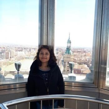 Niñera Zaragoza: Claudia