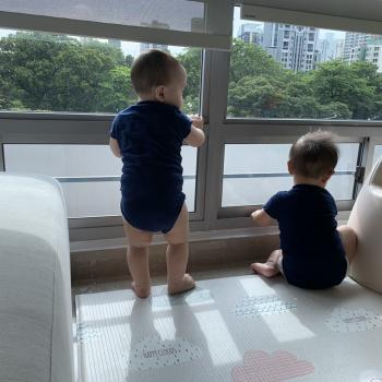 Babysitting job in Singapore: Yoonjoo