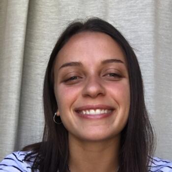 Niñera en Luján: Maria paula