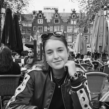 Oppas Amsterdam: Michelle