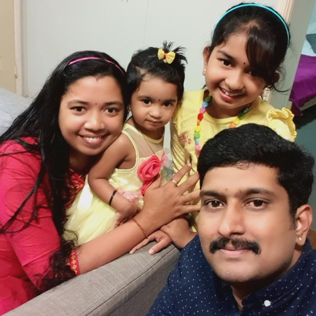 Babysitting job in Armidale: Vaisakh